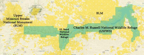 Charles M. Russell National Wildlife Refuge
