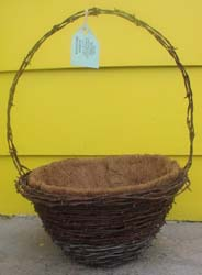 Barbwire Basket